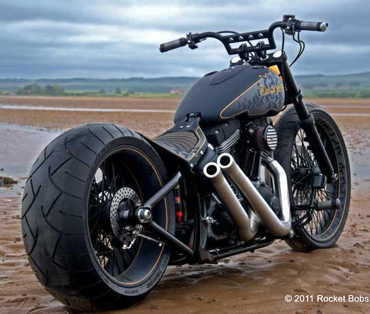 Harley Fatboy Bobber Kit