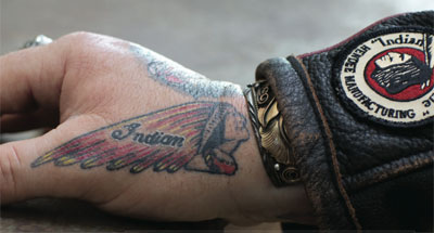 image gallery indian motorcycle tattoo