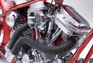 Nostalgic Panhead Or Knucklehead Look For Your New Evo Or