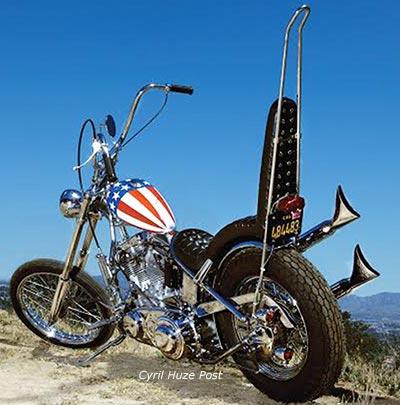 classic captain america chopper - photo #22