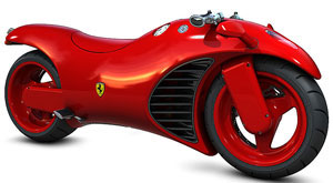 The New Ferrari V4 Concept Motorcycle | Total Pro Sports