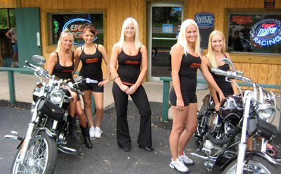 Joke Of The Week All Girl Biker Bar At Cyril Huze Post