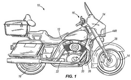 Harley Parts Drawings Harley-davidson Water-cooled