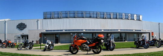 Harley-Davidson Obtains Concessions From Unions To Keep Its Kansas