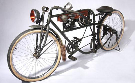 Custom Rat Rod Bikes at Cyril Huze Post – Custom Motorcycle News