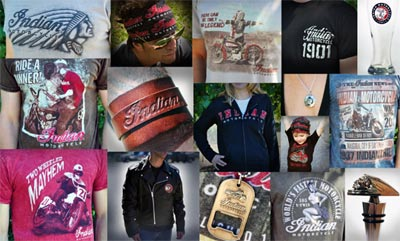 Indian Motorcycle New Arrivals At Cyril Huze Post Custom