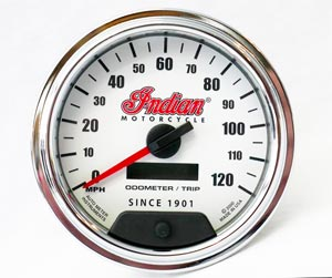 Replacement Speedometer for 2003 Indian Motorcycles at Cyril