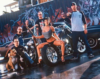 Breaking News Jesse James Closing West Coast Choppers At Cyril