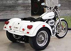 Lehman Trikes Scales Down at Cyril Huze Post – Custom Motorcycle News