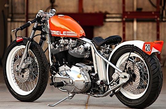 Cyril Huze Post  Custom Motorcycle News