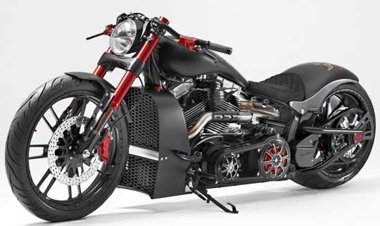 harley davidson rocker c 2011. Custom Harley-Davidson Rocker