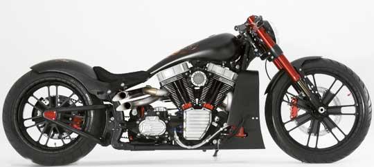 Custom Harley-Davidson Rocker C