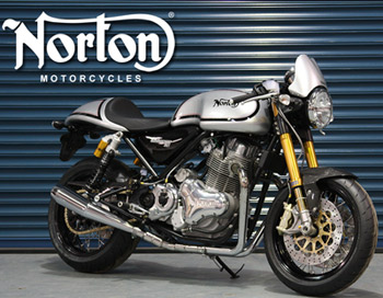 Norton Back In The USA Launching 3 New Commando Versions At Cyril