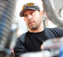 American Chopper Live Bike Build Off Between Jesse James Paul Jr