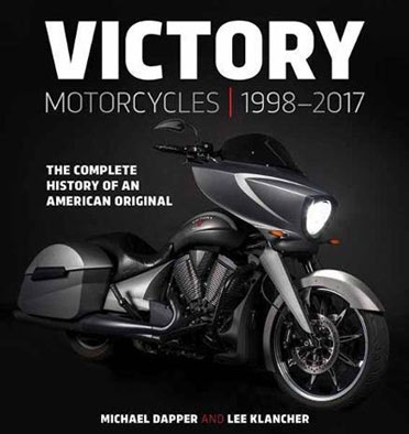 hardcover book about the complete history of victory motorcycles rh cyrilhuzeblog com Victory Judge Victory Polaris Mobile Al