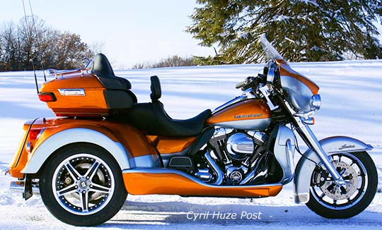 Roadsmith Launches Trike Conversion Kits For 2014 Harley-Davidson ...