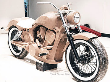 Nice  first truly new Indian Scout in more than years yet its design pays homage to the legendary early Scouts that conquered the infamous ucWall of Death ud