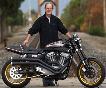 New Storz Performance Custom Harley-Davidson XR 1200 at Cyril Huze ...