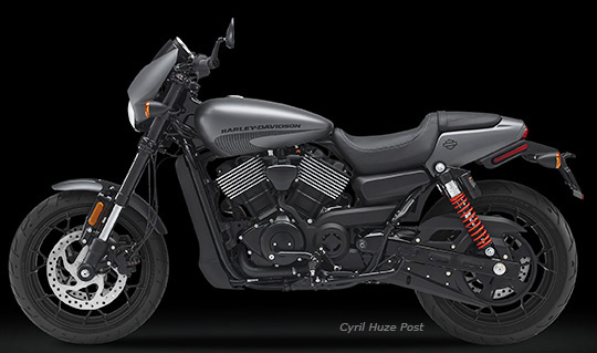 the new 2017 harley street rod has arrived to tackle the city streets at cyril huze post. Black Bedroom Furniture Sets. Home Design Ideas