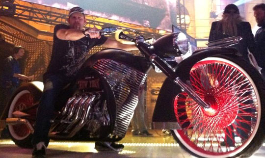 Cyril Huze Blog – World's Number One Source For Custom Motorcycle