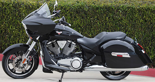 Victory Unveils Several 2013 Baggers Early. Three Cross Country ...