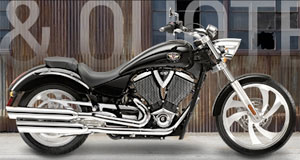 Who makes victory motorcycles